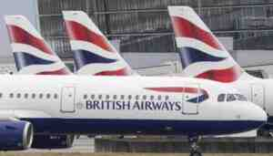 British Airways'e 20 milyon sterlinlik ceza